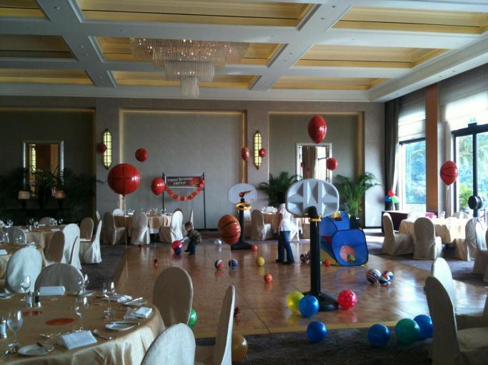 Vista Ballroom Country Club Childre